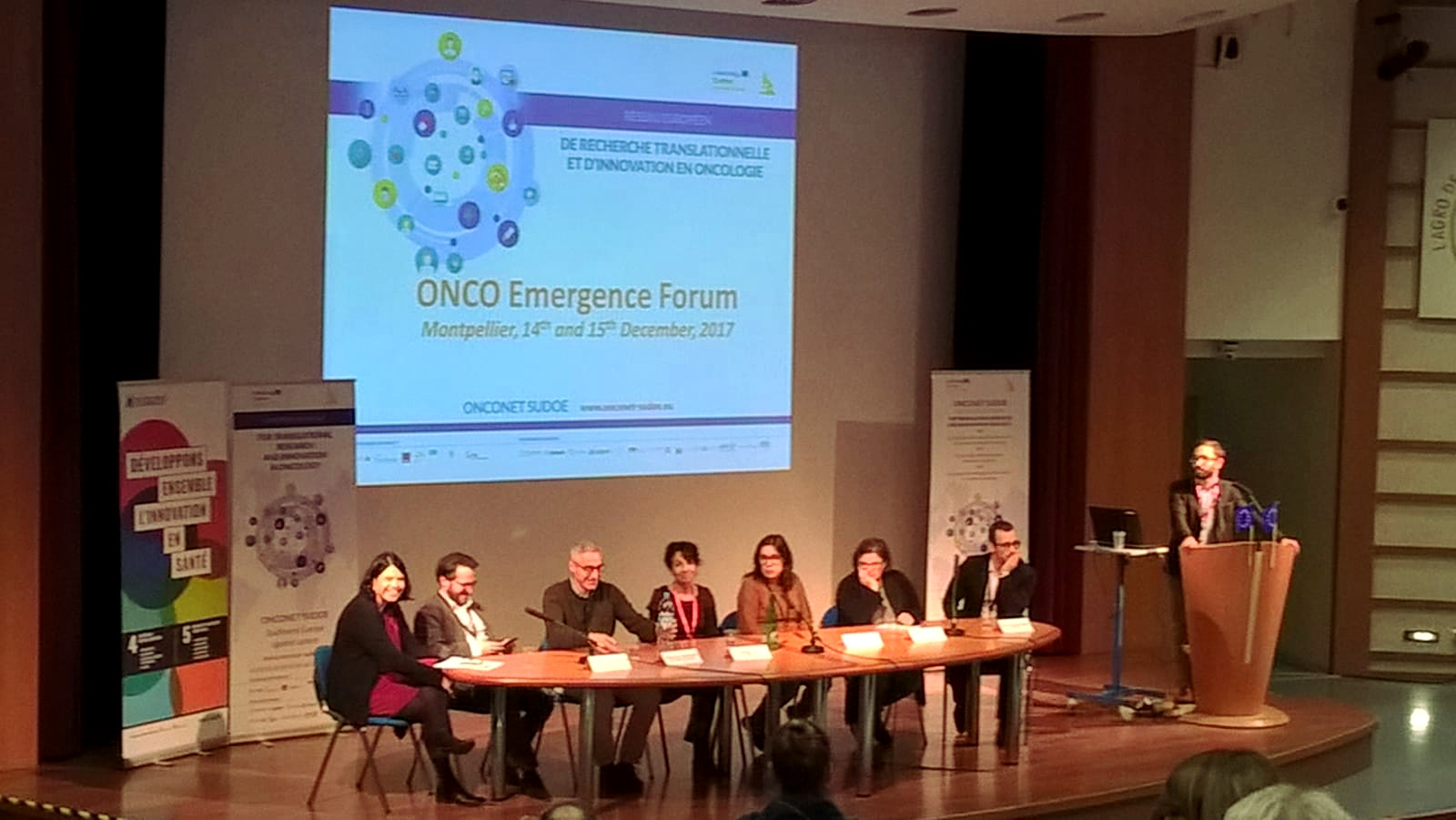Onco Emergence Forum Montpellier